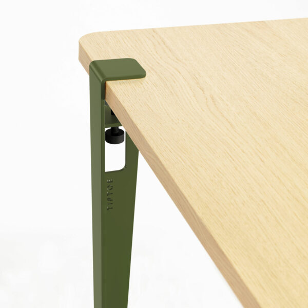 Table leg (75cm) and wall BRACKET
