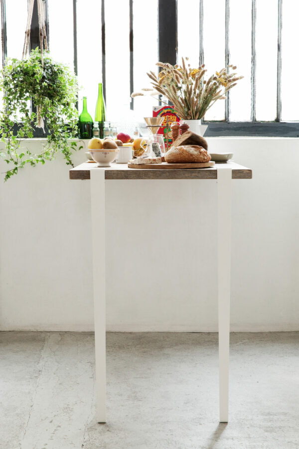 Pied de table haute - 90cm