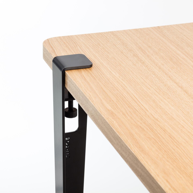 Pied Pour Table Bar Et Accroche Tiptoe Bar Et Mange Debout Design