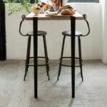 Pied de table bar – 110cm