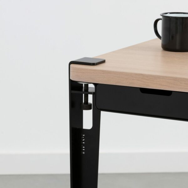 MONOCHROME desk - eco-certified wood