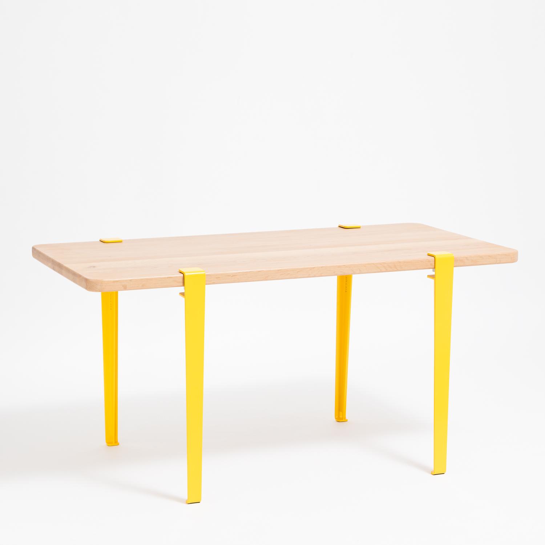 mid height table 120 x 60 cm tiptoe. Black Bedroom Furniture Sets. Home Design Ideas