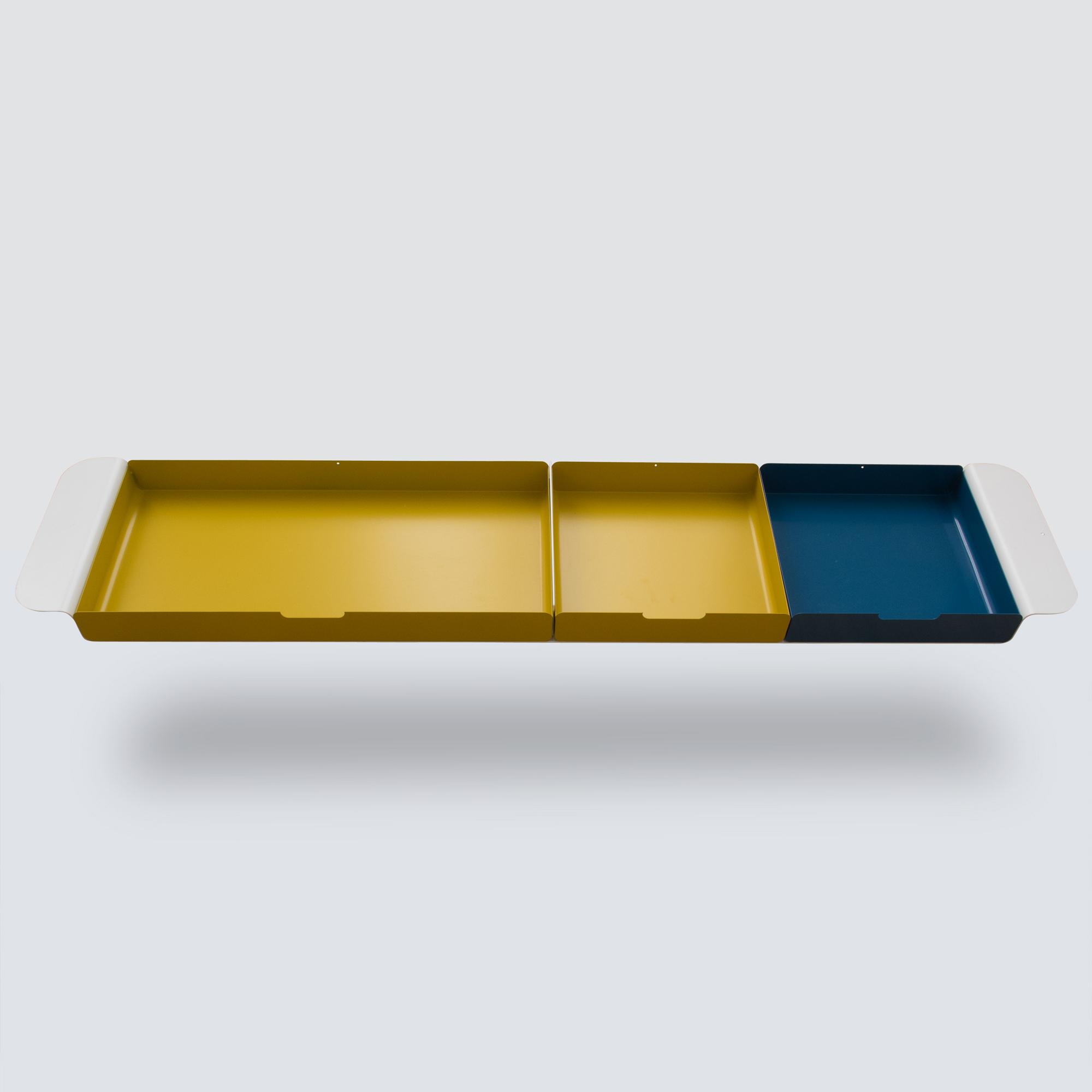 module de rangement wave et tiroirs - pour créer un bureau tiptoe