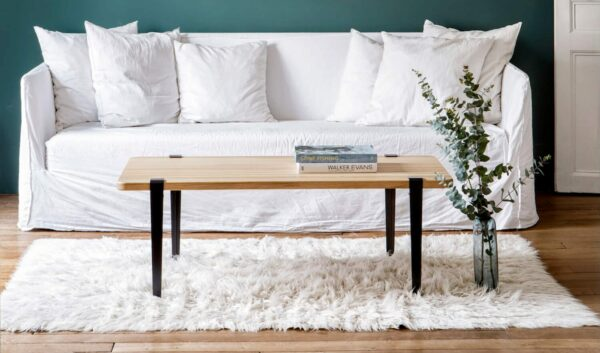 Table basse SANTIAGO - bois éco-certifié