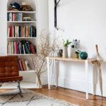 LIMA side table - solid oak