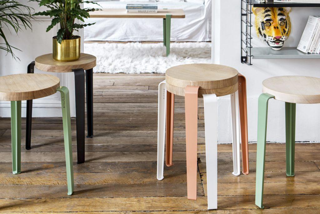 LOU, the TIPTOE stool