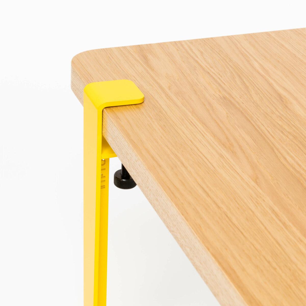 Pied de table basse modulable tiptoe livraison rapide serre joint - Creer une table basse ...