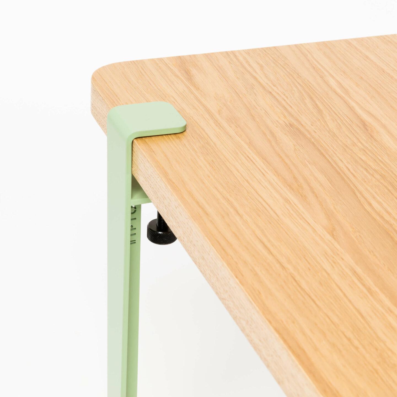pied de table basse modulable tiptoe livraison rapide. Black Bedroom Furniture Sets. Home Design Ideas