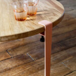Coffee table and bench leg - 43 cm