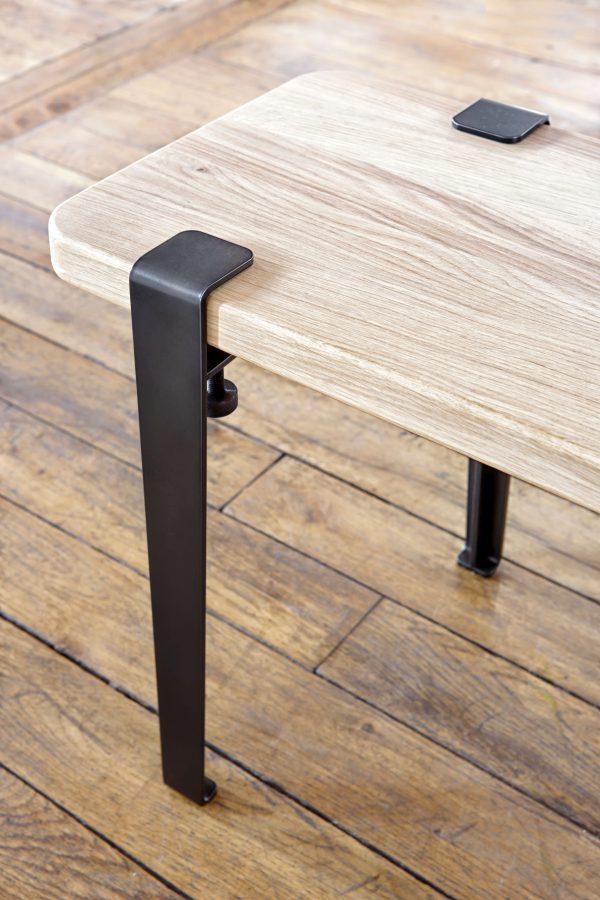 Pied De Table Basse Modulable Tiptoe Livraison Rapide Serre Joint
