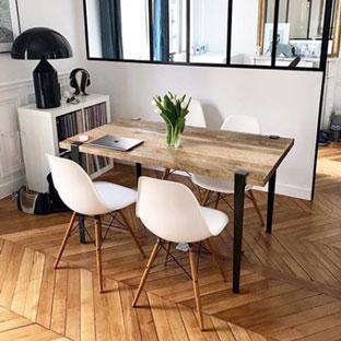 Table TIPTOE design