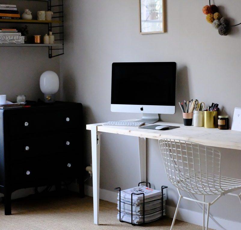 24 idées de bureaux à créer soi-même avec TIPTOE