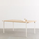 BRIXTON dining table - eco-certified wood