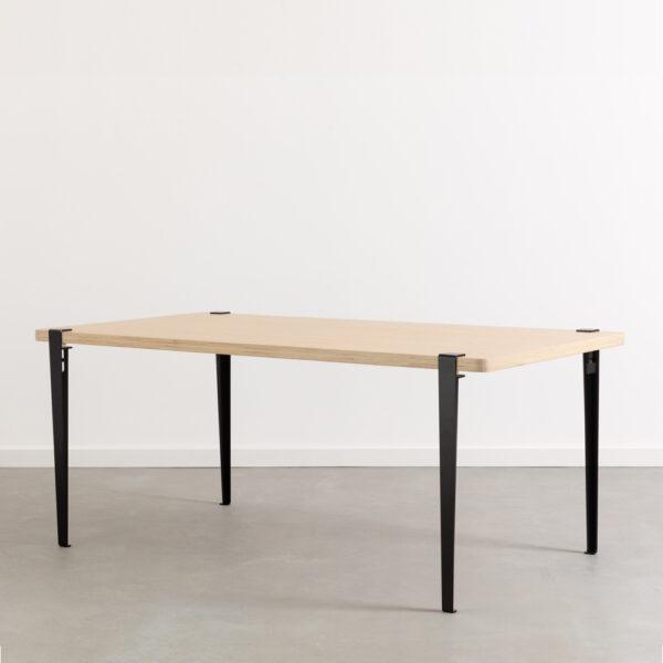 Table à manger BRIXTON – bois éco-certifié
