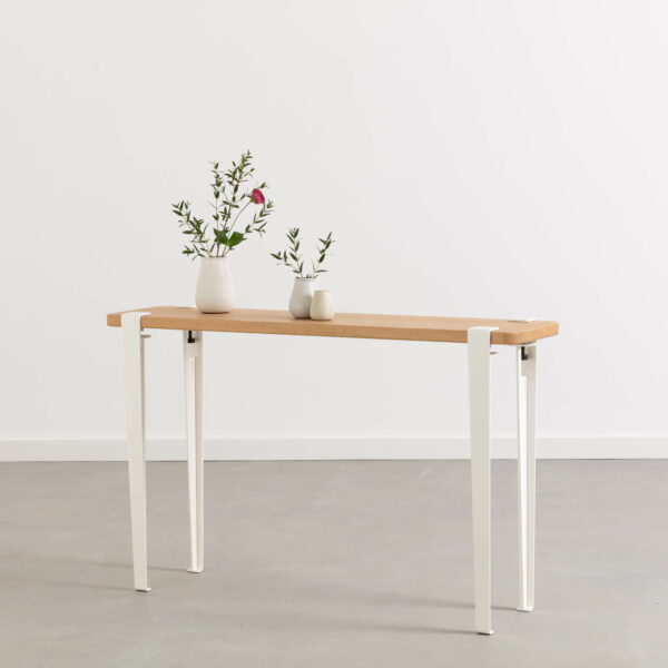 LIMA side table – solid oak