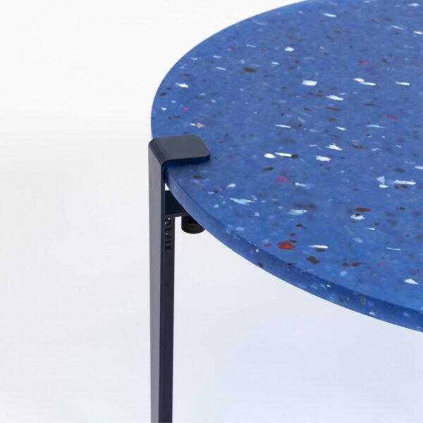 Table basse plastique recyclé PACIFICO