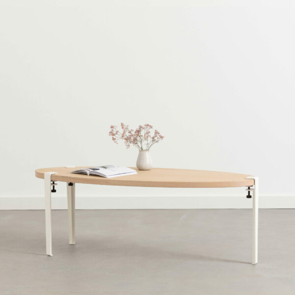 SURF coffee table – eco-certified wood
