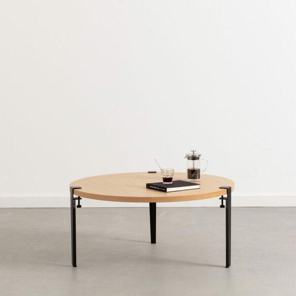 BROOKLYN coffee table – eco-certified wood