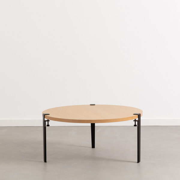 BROOKLYN coffee table - eco-certified wood