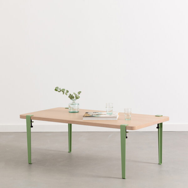 SANTIAGO Coffee Table - eco-certified wood