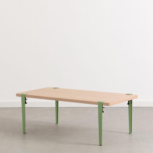 Table basse SANTIAGO – bois éco-certifié