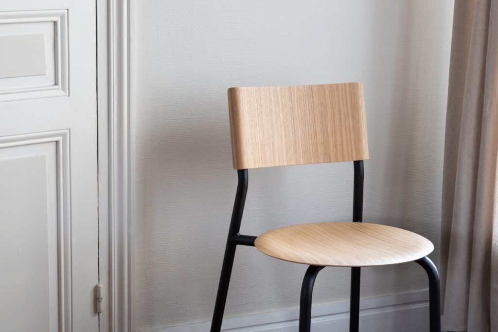 The SSD chair: Simple, Strong and Durable