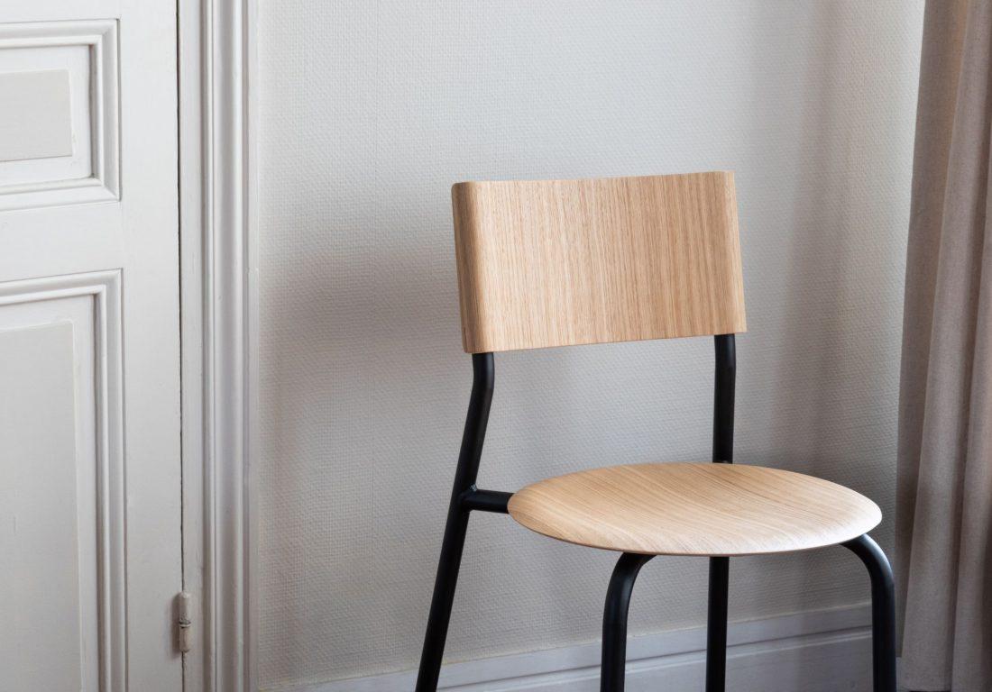 La chaise SSD, la nouvelle aventure TIPTOE