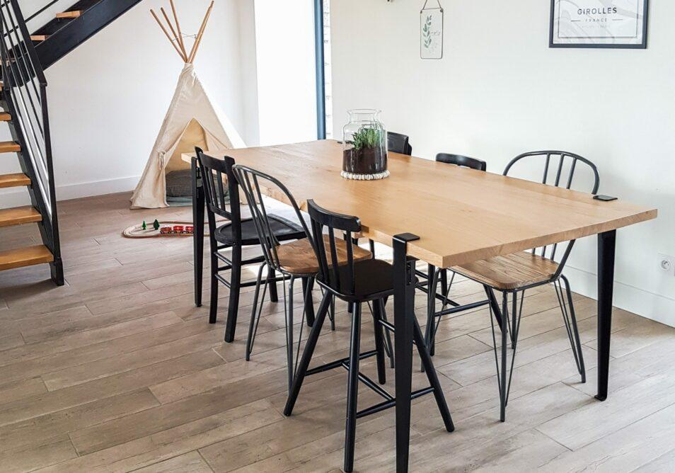 12 idées de tables à manger uniques à créer avec TIPTOE