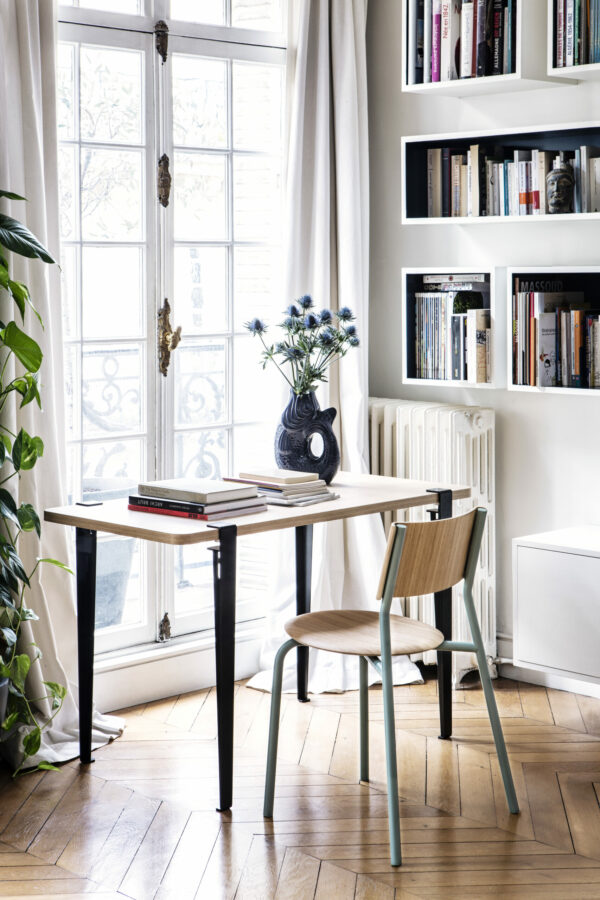 SSD Chair - eco-certified wood