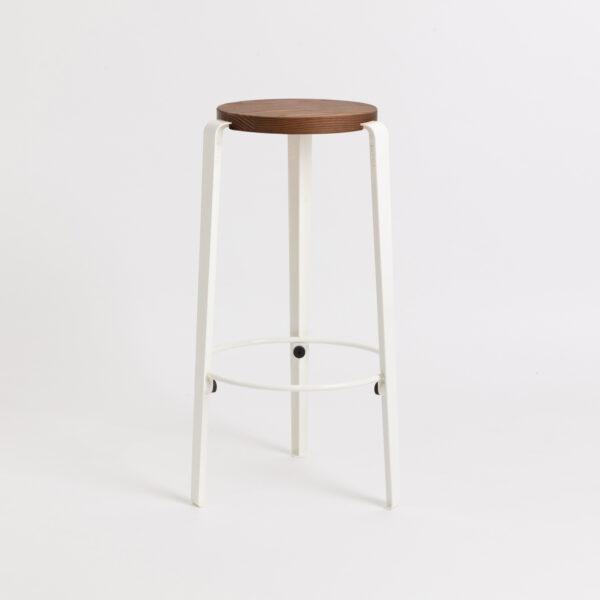 BIG LOU bar stool - solid wood