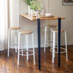 Bar table leg - 110 cm