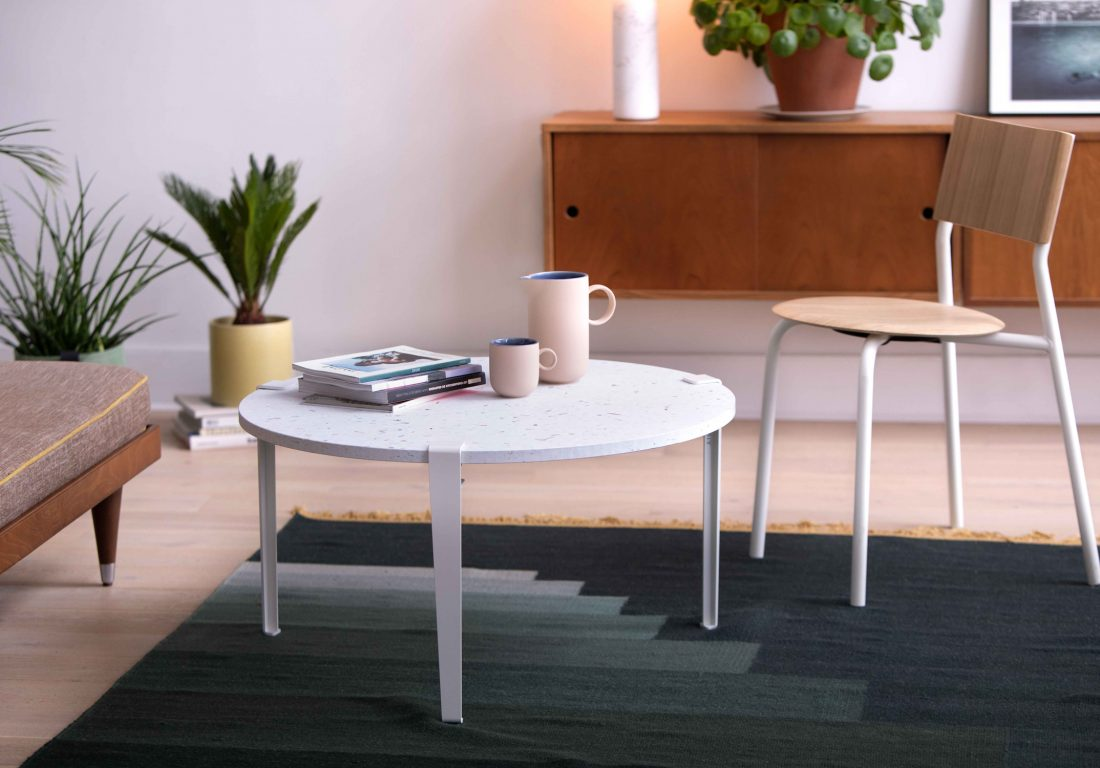 Beauté Plastique, le futur du mobilier