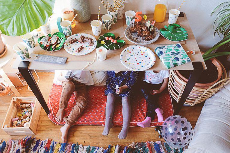21 idées déco pour les enfants avec TIPTOE