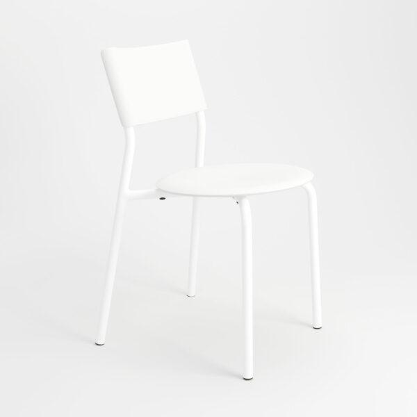 Chaise SSDr – plastique recyclé