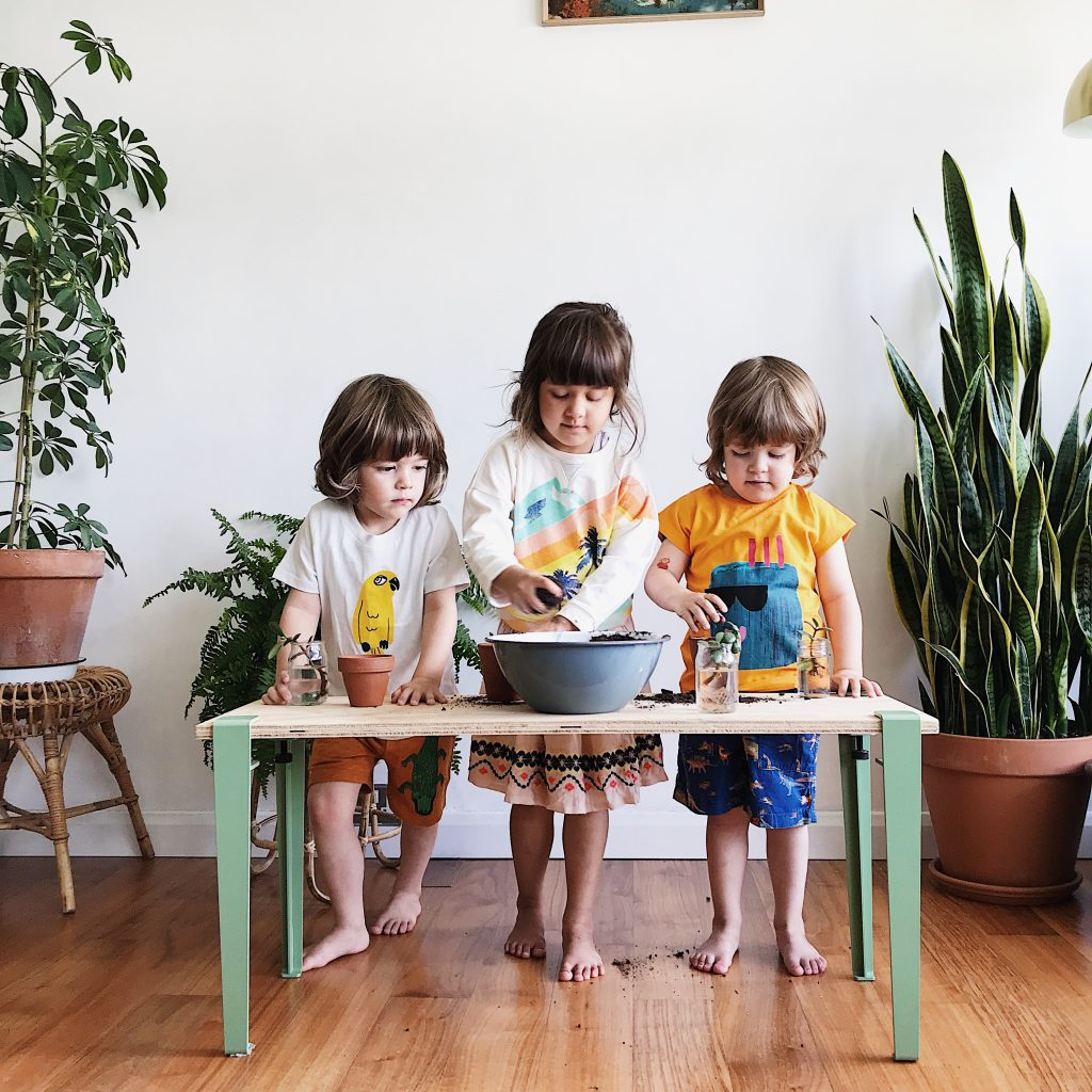 22 decor ideas for kids with TIPTOE