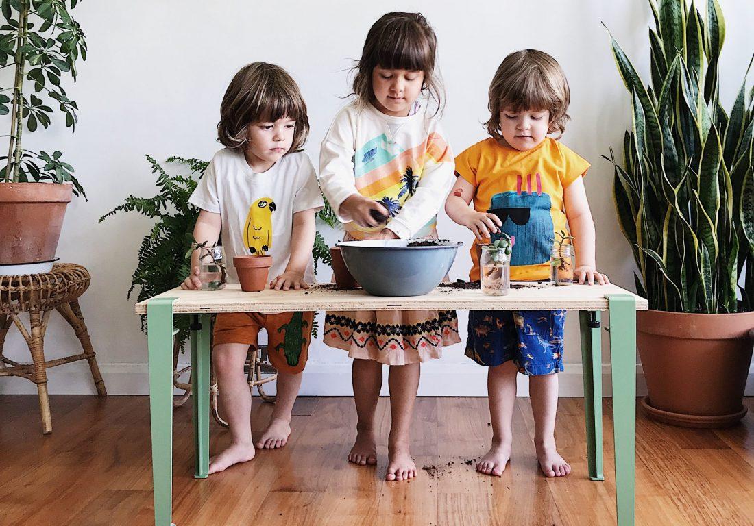 22 idées déco pour les enfants avec TIPTOE