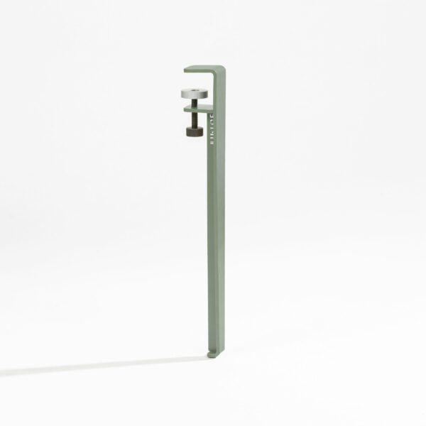 Pied de table basse 43 cm vert