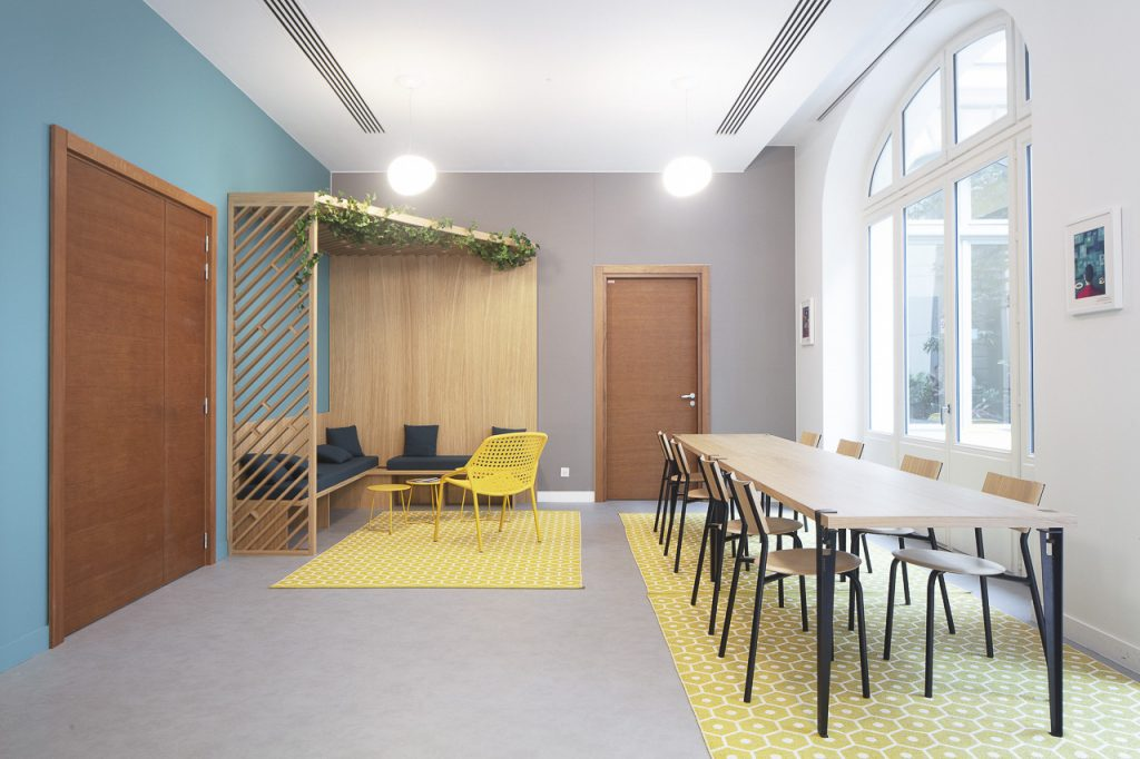 New scalable offices at Roland Berger
