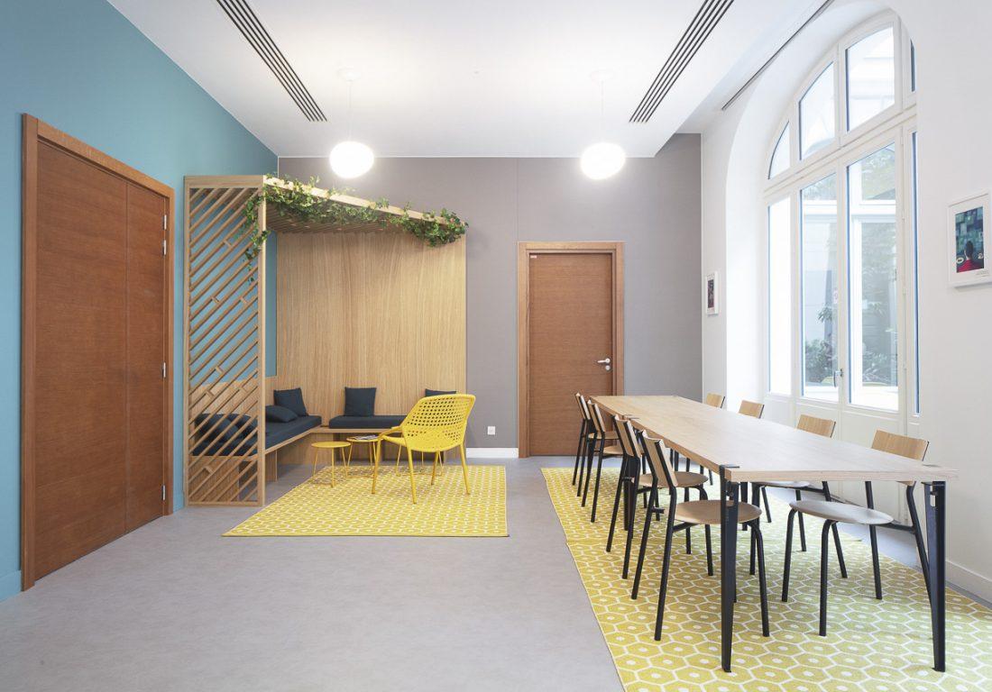 Des nouveaux bureaux évolutifs chez Roland Berger