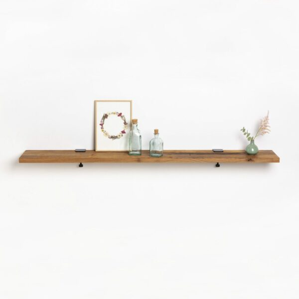 Reclaimed wood shelf - 150x20cm