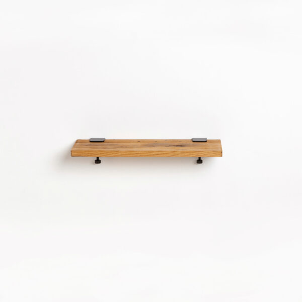 Reclaimed wood shelf – 60x20cm