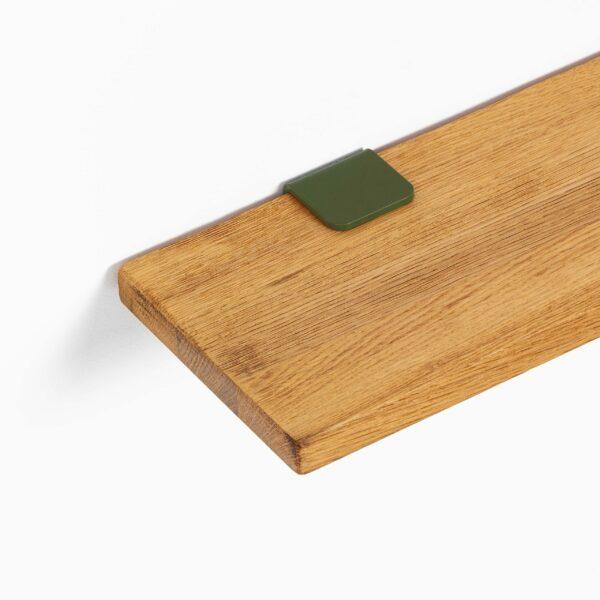 Reclaimed wood shelf – 150x20cm