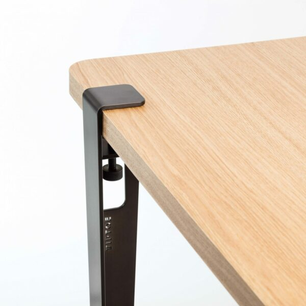 Pied de table Acier Pantiné - 75 cm