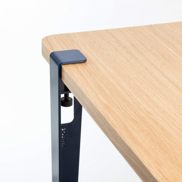 Pied de table 75 cm et accroche murale BRACKET
