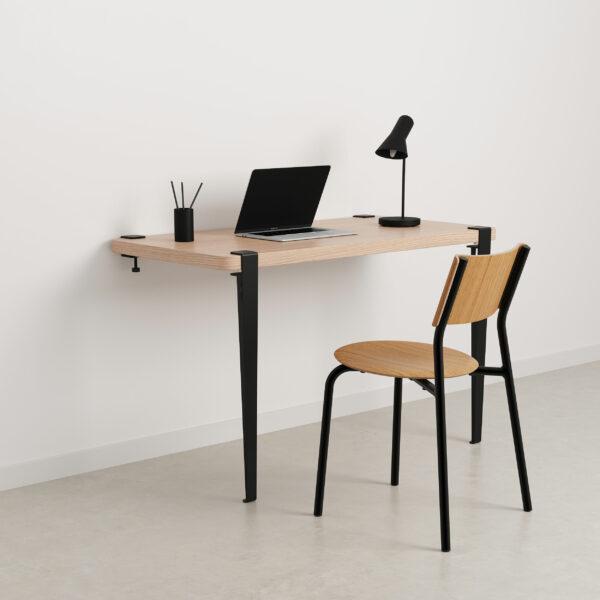 Wall desk – eco-certified wood