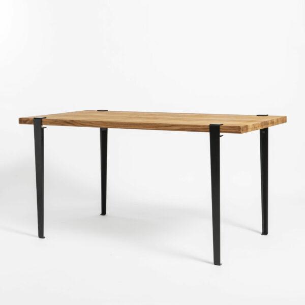 Table à manger en bois ancien recyclé TIPTOE