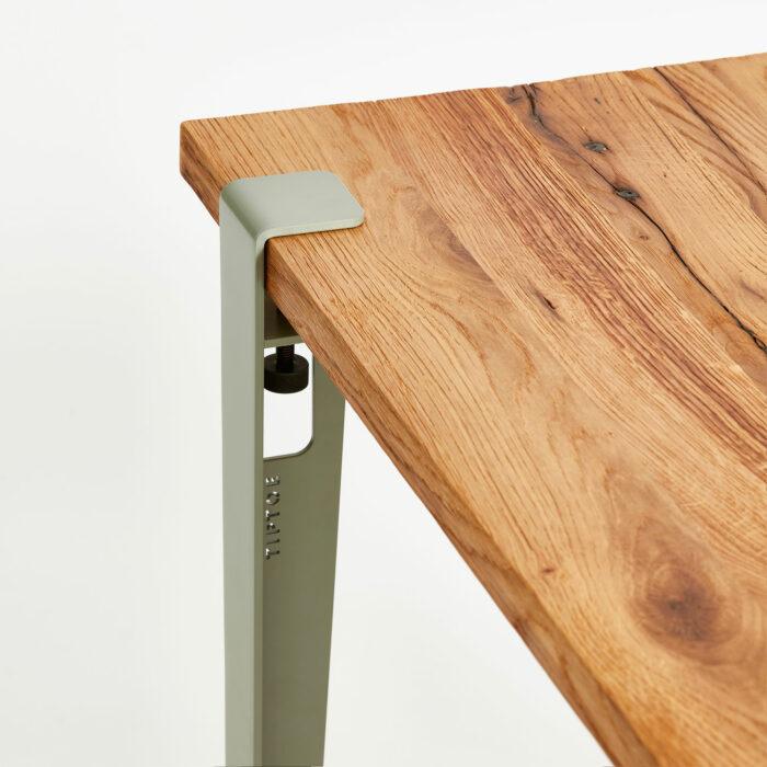 TIPTOE dining table top in reclaimed wood