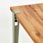 Plateau de table à manger TIPTOE en bois ancien recyclé
