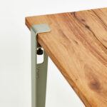 TIPTOE dining table top in reclaimed wood
