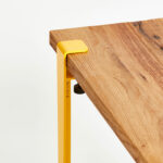 Plateau pour table basse en bois ancien recyclé TIPTOE